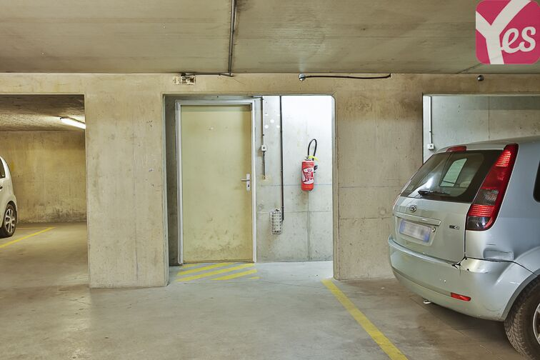 Parking Ecole de danse de l'Opéra de Paris - Nanterre sécurisé