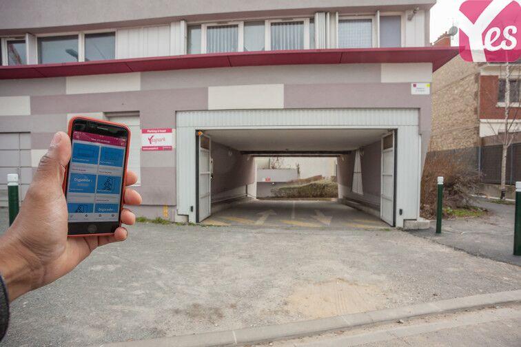 Parking Général Leclerc - Nanterre en location