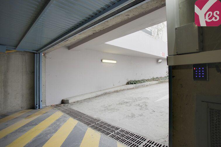Parking Général Leclerc - Nanterre gardien