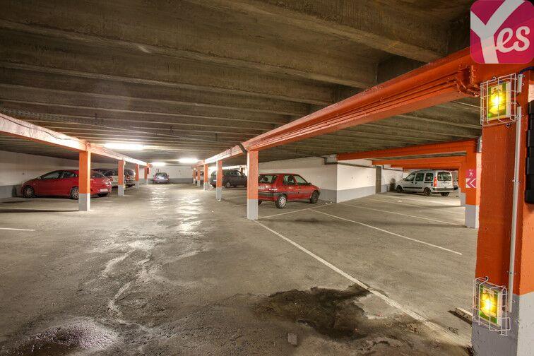 Parking Zilina - Nanterre caméra