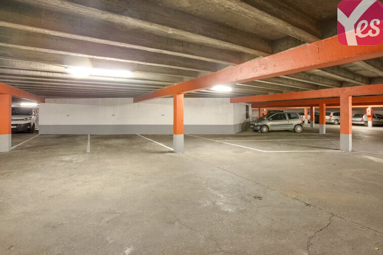 Parking Zilina - Nanterre sécurisé