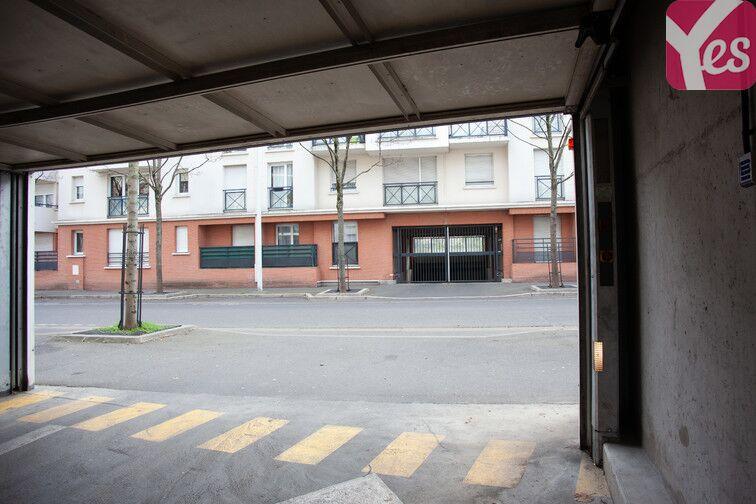 Parking Place du Docteur Pierre - Nanterre location mensuelle