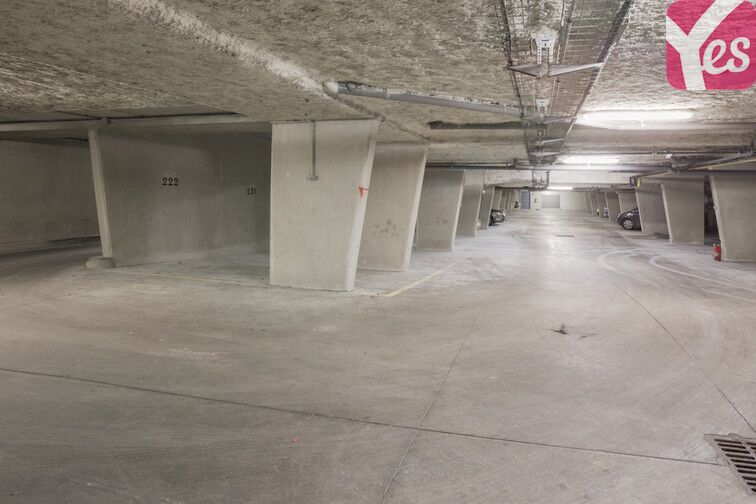 Parking Hoche - Industrie - Nanterre souterrain