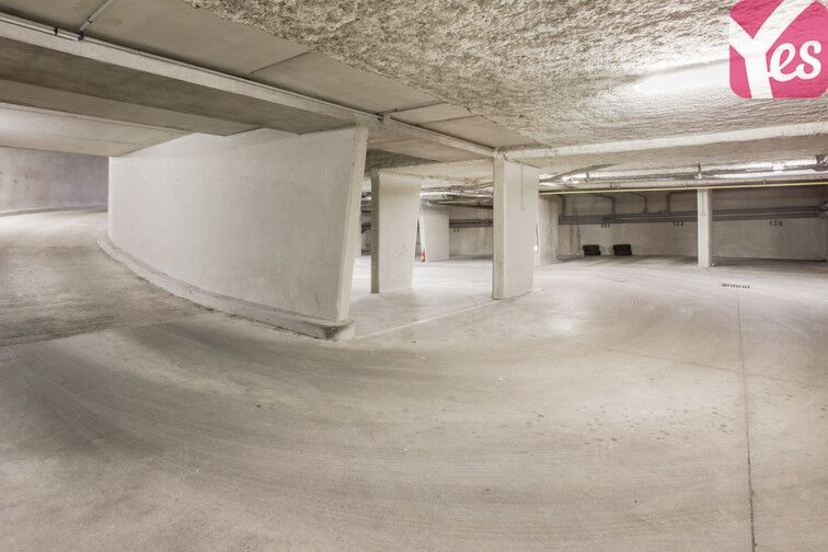 Parking Hoche - Industrie - Nanterre location mensuelle