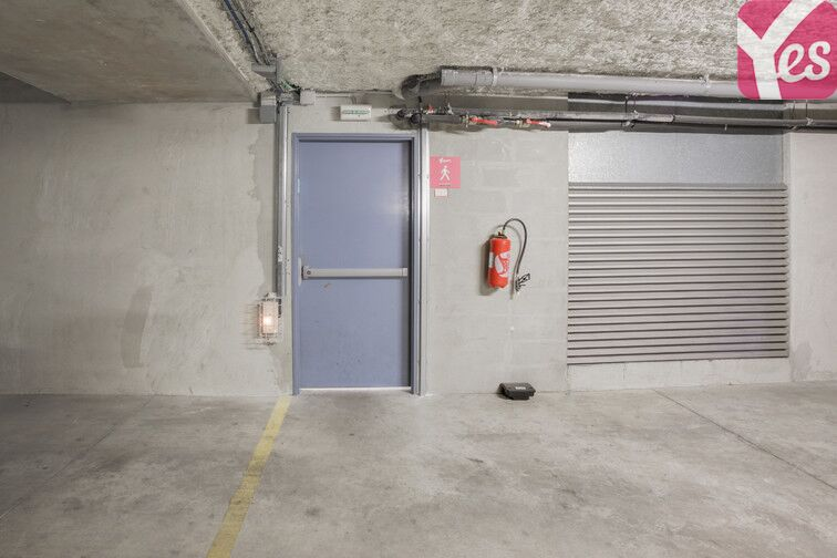 Parking Hoche - Industrie - Nanterre location