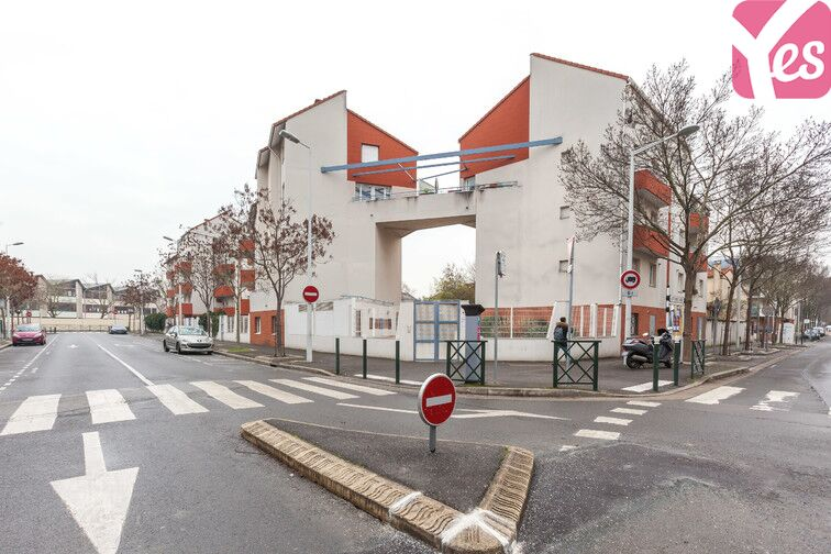 Parking Hoche - Industrie - Nanterre garage