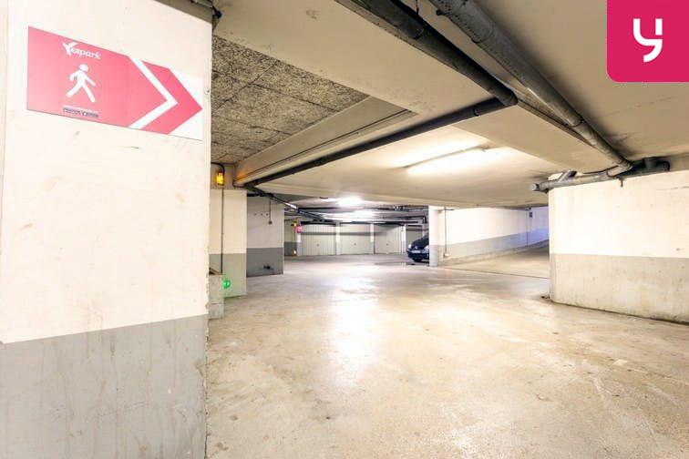Parking Archives départementales - Lyon 3 (place double) souterrain