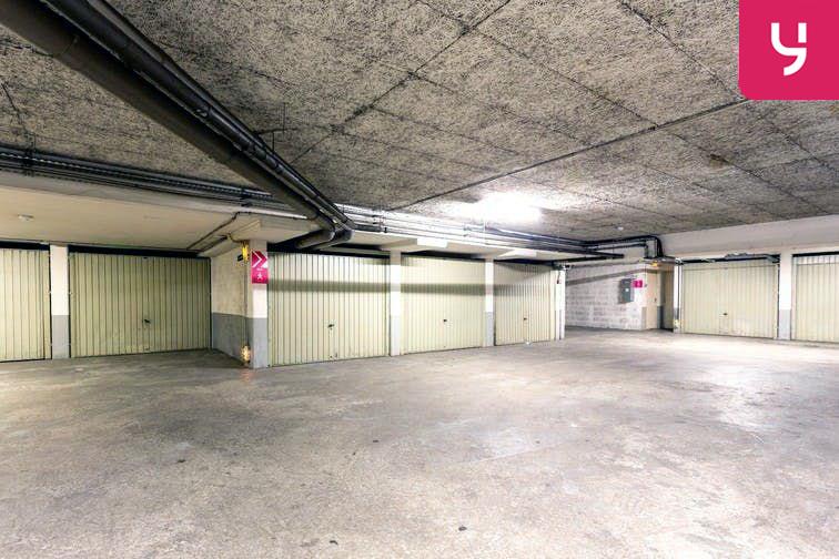 Parking Archives départementales - Lyon 3 (place double) garage