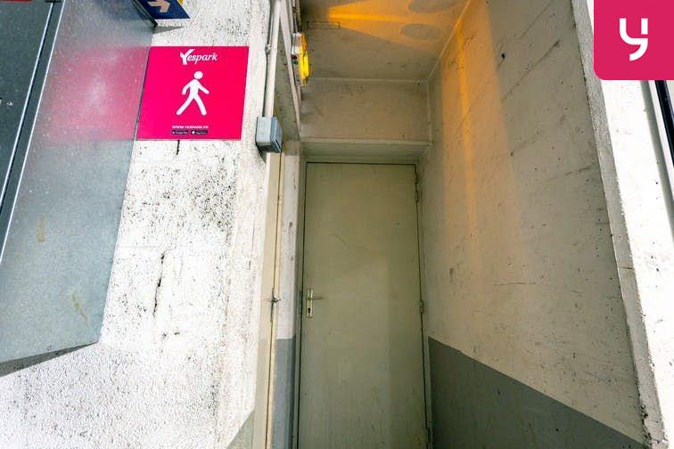 Parking Archives départementales - Lyon 3 (place double) pas cher