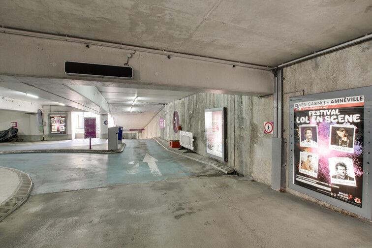 Parking Lycée Georges de la Tour - Metz en location