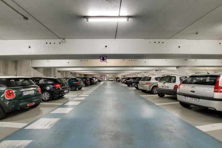Parking Lycée Georges de la Tour - Metz sécurisé