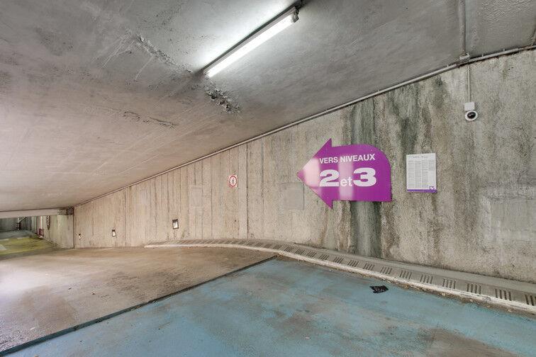 Parking Lycée Georges de la Tour - Metz garage