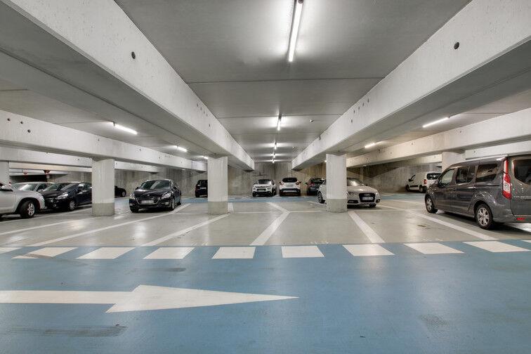 Parking Lycée Georges de la Tour - Metz Metz
