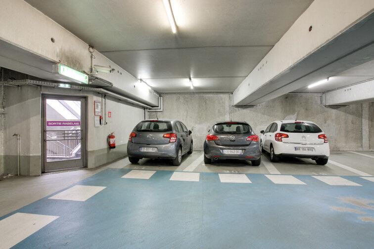 Parking Lycée Georges de la Tour - Metz avis