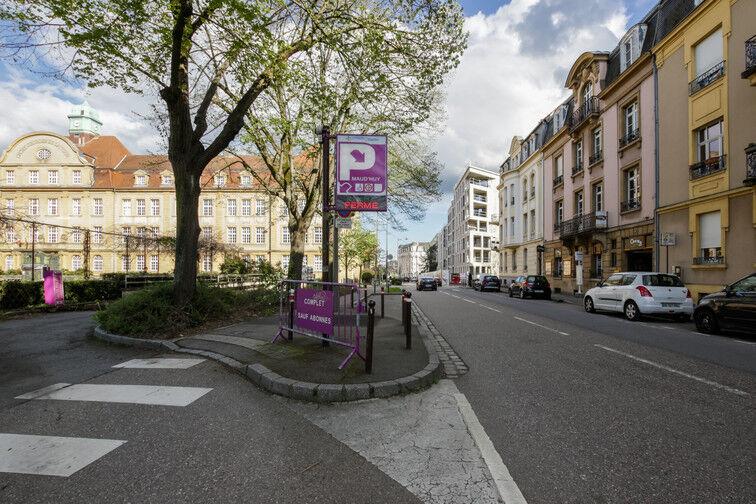 Parking Lycée Georges de la Tour - Metz 57000
