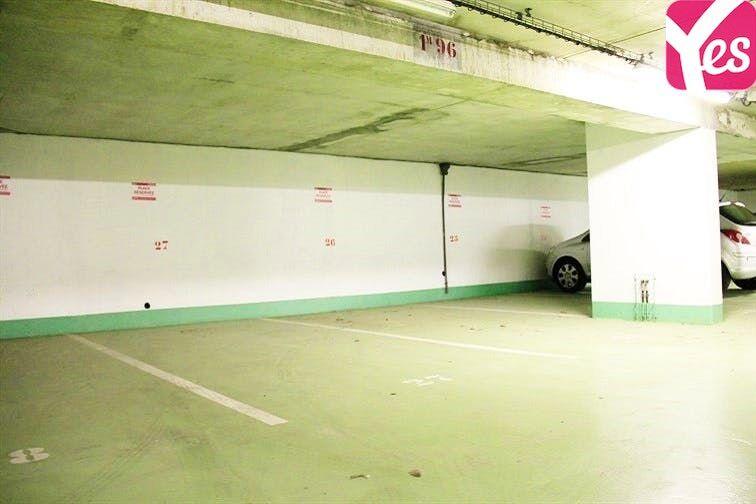 Parking Villemin caméra