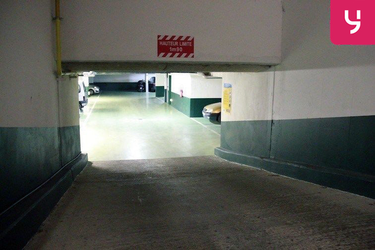 Parking Nation - Picpus gardien