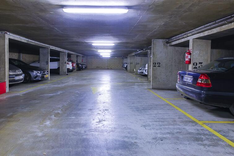 Parking Bel Air sécurisé