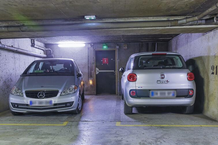 Parking Bel Air pas cher