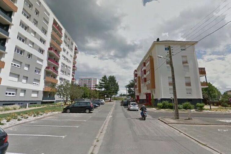 location parking Eugene Delacroix - Angers