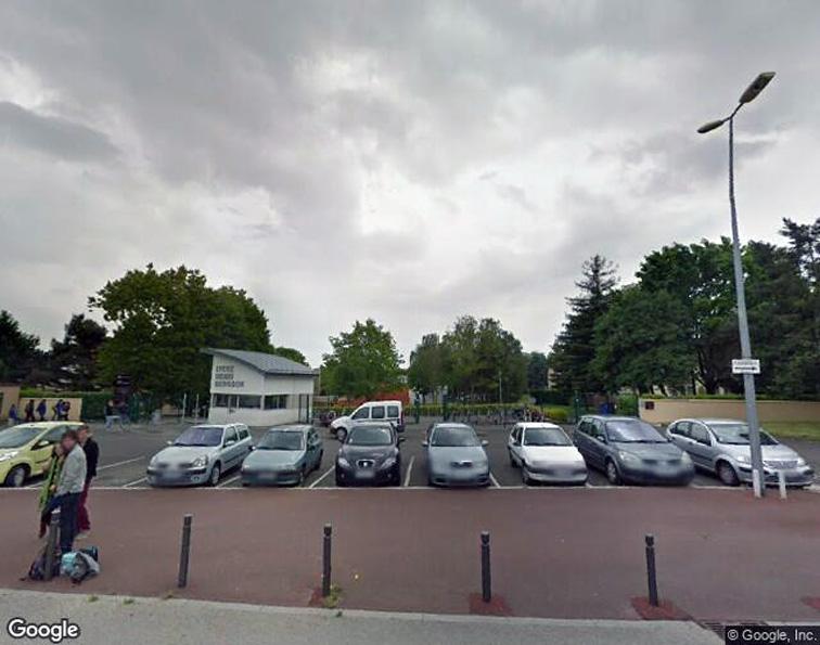 Parking Rue de la barre - Angers pas cher