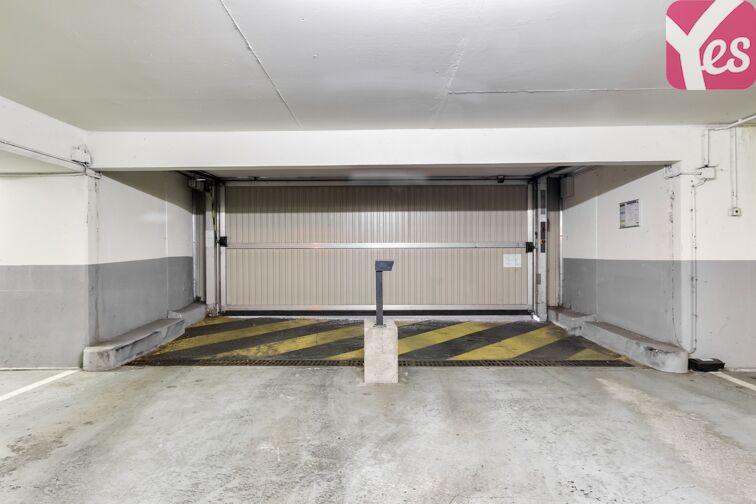 Parking Les Champs aux Melles - Nanterre sécurisé