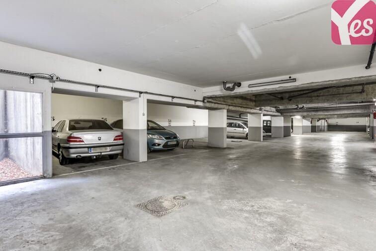 Parking Les Champs aux Melles - Nanterre gardien