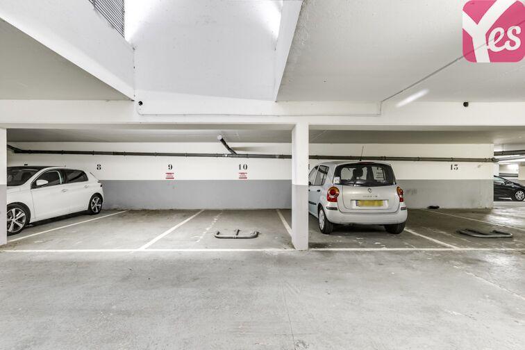 Parking Les Champs aux Melles - Nanterre souterrain