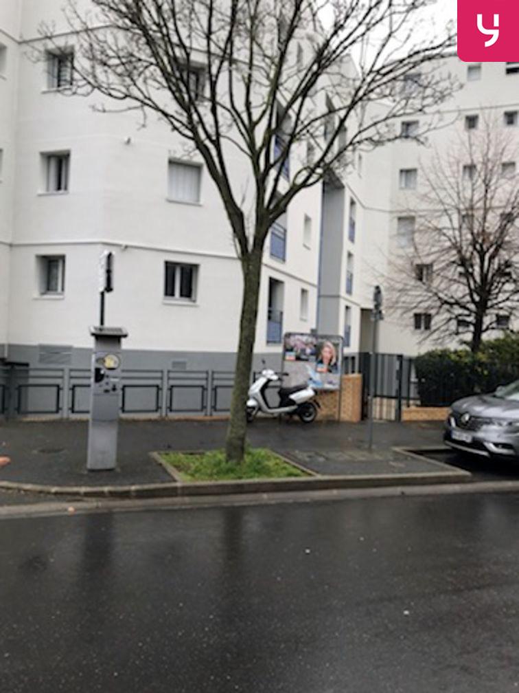 Parking Les Champs aux Melles - Nanterre à louer