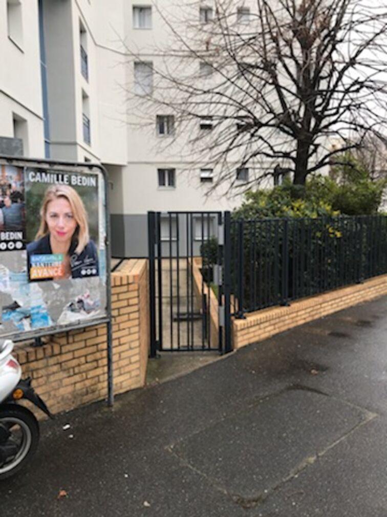 Parking Les Champs aux Melles - Nanterre avis