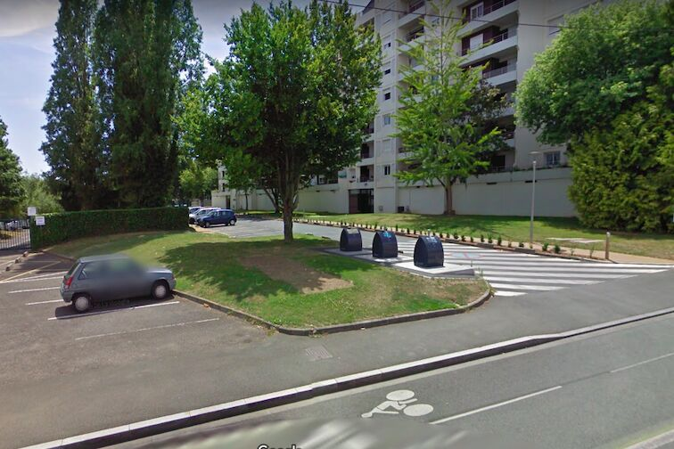 location parking Rue de la barre - Angers bis