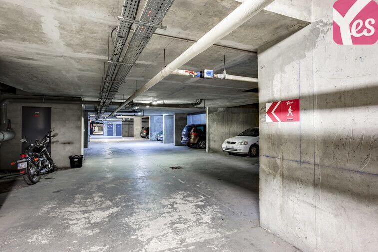 Parking Buttes Chaumont - Est 75019