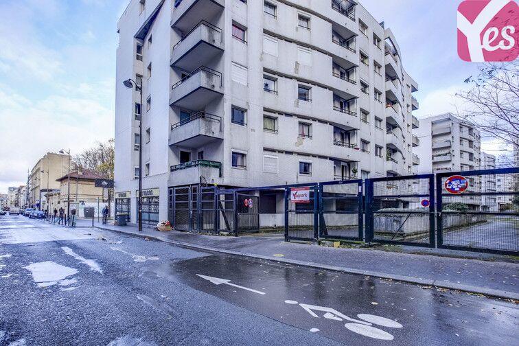 Parking Buttes Chaumont - Est location mensuelle
