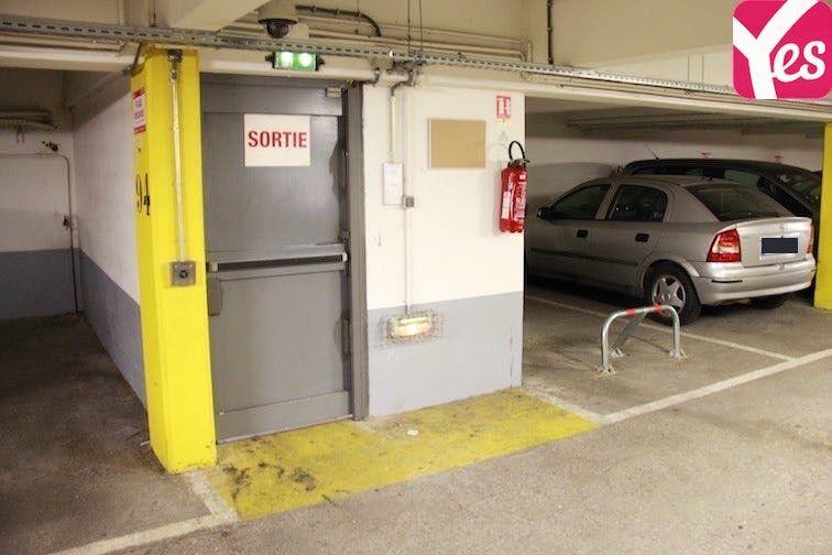 Parking Saint-Ouen - Quai de Seine 93400