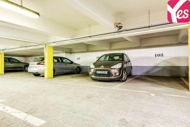 Parking Saint-Ouen - Quai de Seine gardien