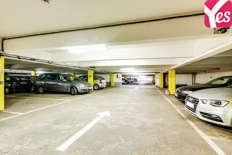 Parking Saint-Ouen - Quai de Seine 1 rue de Saint-Denis