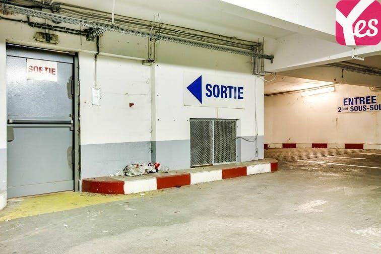 Parking Saint-Ouen - Quai de Seine garage