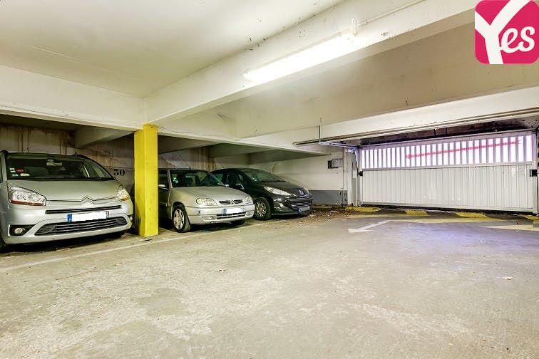 Parking Saint-Ouen - Quai de Seine Saint-Ouen