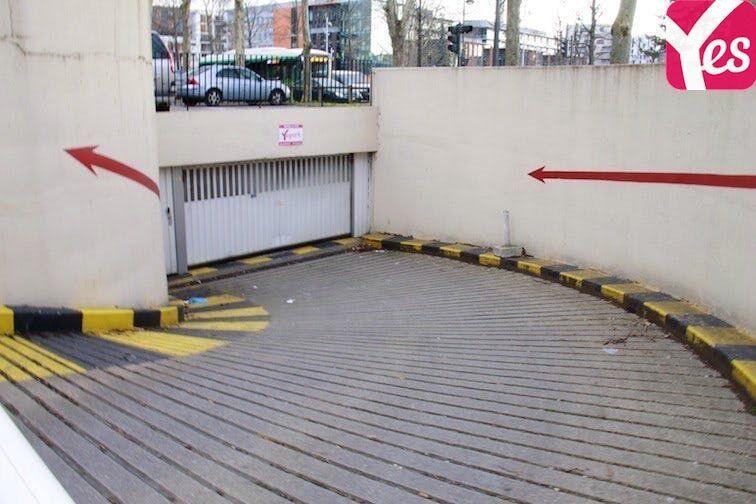 Parking Saint-Ouen - Quai de Seine location