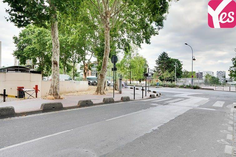 Parking Saint-Ouen - Quai de Seine 24/24 7/7