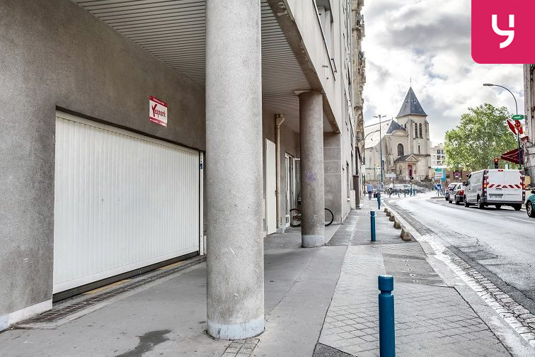 Location parking Eglise Pommiers - Pantin