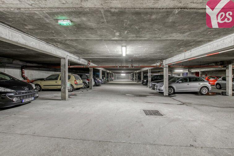 Parking Tour de la Commanderie - Nancy 54000
