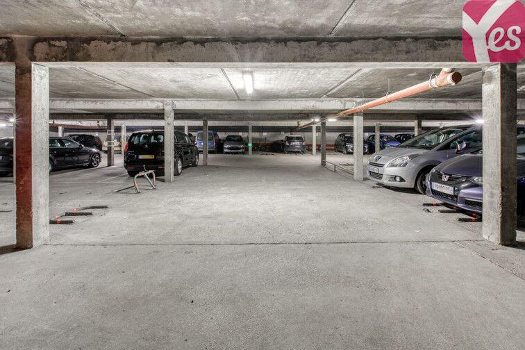 Parking Tour de la Commanderie - Nancy pas cher