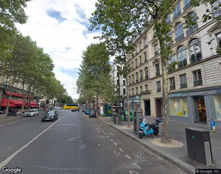 location parking Boulevard des Capucines - Paris