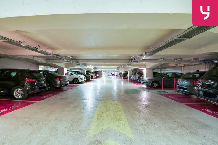 Parking Boulevard des Capucines - Paris avis