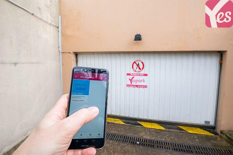 Parking Rueil-Malmaison RER location