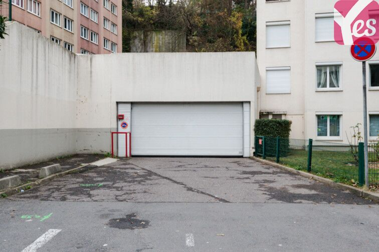 location parking Hôpital Jean Rostand - Sèvres