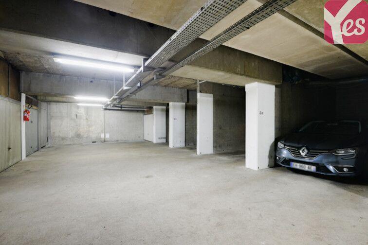 Parking Hôpital Jean Rostand - Sèvres sécurisé