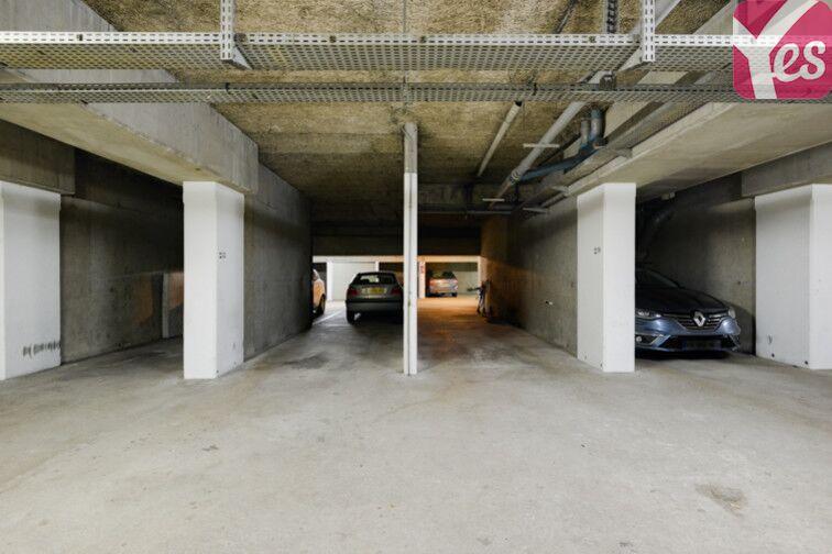 Parking Hôpital Jean Rostand - Sèvres caméra