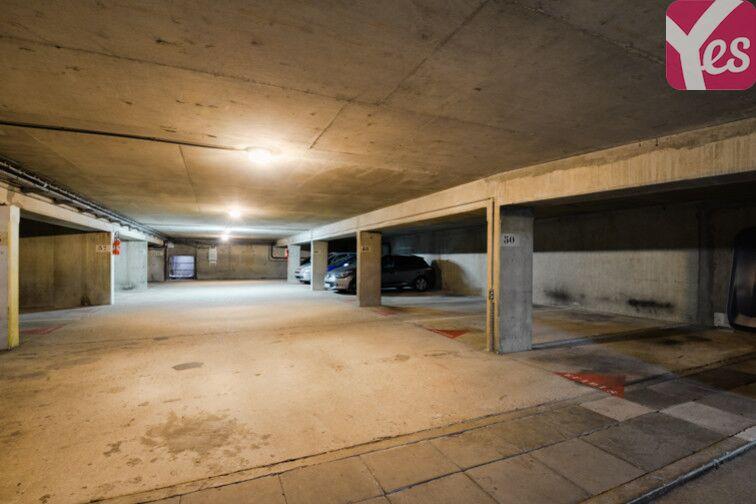 Parking Hôpital Jean Rostand - Sèvres avis